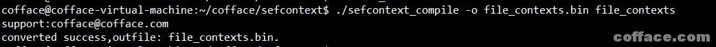 sefcontext_compile
